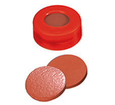 11mm Combination Seal: PE-Snap Ring Cap, with centre, 1.0mm