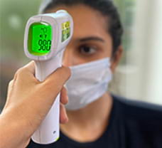 AccuSense Infrared Thermometer
