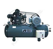 Oil free Air Compressor (with Advanced head)