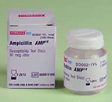Ampicillin -SD002-5x50DS