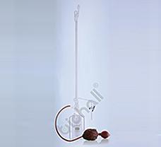Automatic Burettes, Class B, Glass Stopcock, 25ml