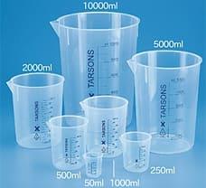 Beaker, Material: PP Autoclavable 50 ml