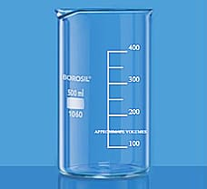 Beakers, Tall Form, without Spout, 600 ml-1040025
