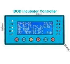 Biological Oxygen Demand Incubator  ( BOD) Controller