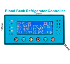 Blood Bank Refrigerator Controller