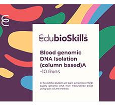 Blood genomic DNA Isolation(column based) Teaching kit