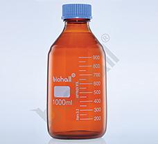 Bottles, Reagent Amber Screw Cap DIN/ISO, 2000ml