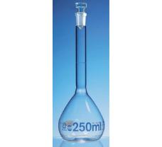 BRAND(TM) VOLUMETRIC FLASK, USP BLAUBRAND,500 ML