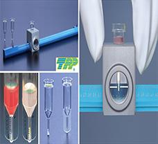 Cap for PCV packed cell volume tube