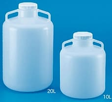 Carboy Wide Mouth, PP, 10 lts.-583351