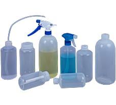 CleanRoom Sampling Bottle-W
