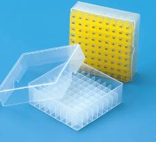 Cryo Cube Box Lift off Lid