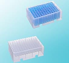 Deep Well Plates Family, PP, Capacity (ml)-2.2, Type-Deep Well Plates