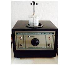 Disintegration Apparatus