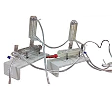 Distillation Unit (Double Glass Distillation with Auto Cut-Off  - 2.0 ltr/hr)