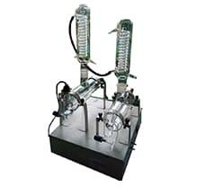 Distillation Unit  (Double Glass Distillation with Auto Cut-Off - 1.5 ltr/hr)