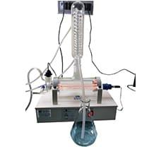 Distillation Unit  (Single Glass Distillation with Auto Cut-Off - 1.5 ltr/hr)