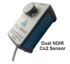 Dual Beam NDIR Co2 Sensor 0 to 20%