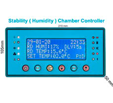 Environmental chamber / Stability Chamber / Humidity Chamber Controller