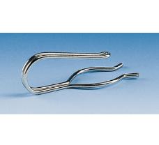 Fastening clip for oxygen flask, Winkler, for capacity 250 - 300 ml