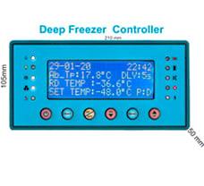 Freezer Controller (- 50C)