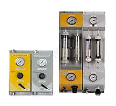 Gas Purification Panel For LC-MS