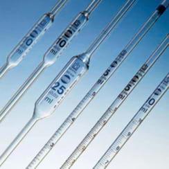 Glass Volumetric Pipettes