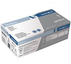 GLOVE NITRILE AMBI POWDER-FREE M (7-8)