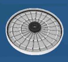 Hematocrit rotor For iFuge D12/D18