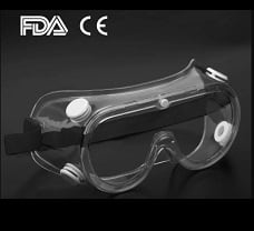 High grade Reusable Safety Glasses