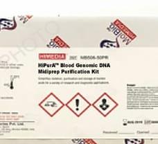HiPurA Blood Genomic DNA Midiprep Purification Kit-MB516-10PR