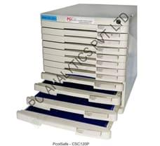 HPLC Column Storage Cabinet : 120 Cols