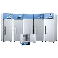 Lab Refrigerators and Freezers