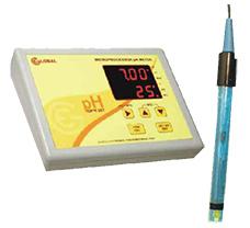 Laborotory pH Meter-DPH 507+