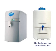 LabQ Ultra Type I water system