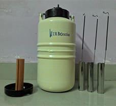 Liquid Nitrogen Container - 1.5 Ltr.