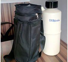 Liquid Nitrogen Container - 0.5 ml