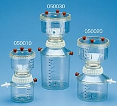Membrane Filter Holder - 47 mm Material: PSF Autoclavable