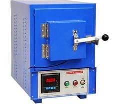 Muffle furnace 9x4x4 (900 degree/ Digital )