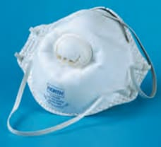 N95 Particulate Respirator with exhalation valve-800070