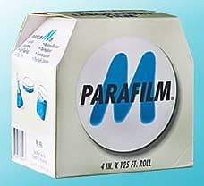 Parafilm M , 4 Inches x 125 feet