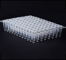 PCR Plates Family, PP, Capacity-96 Well, unskirted standard plate