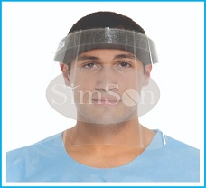 Personal Safety Face Shield