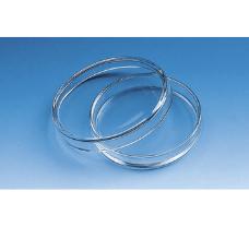 Petri dish, soda-lime glass, lid diameter 40 mm, height of dish 12 mm
