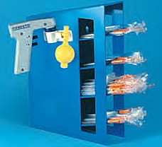 Pipette Storage Rack with magnet-161050