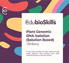 Plant Genomic DNA Isolation (Solution Based) Teaching Kit