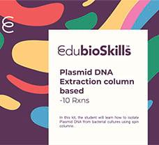 Plasmid DNA Extraction column based Teaching kit