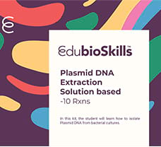 Plasmid DNA Extraction Solution based Teaching kit