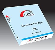 Quantitative (Ashless) Filter Papers, 10 micron, 15.0 cm