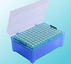 Racked Micro Tips 100 - 1000 uL Blue